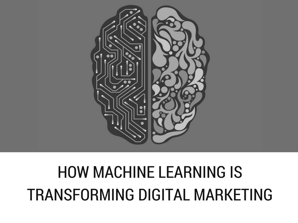 How Machine Learning is Transforming Digital Marketing