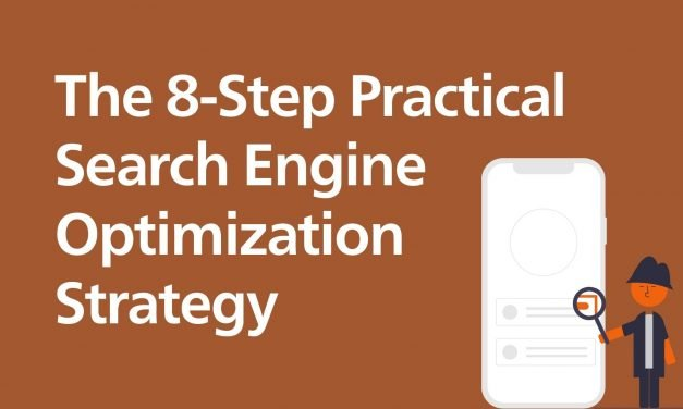 The 8-Step Practical Search Engine Optimization Strategy