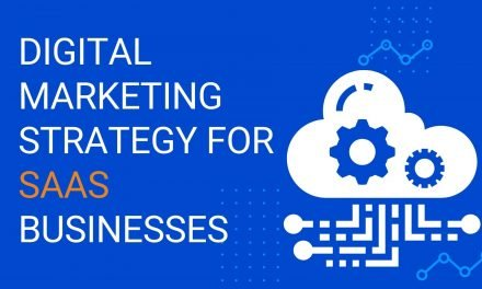 Digital Marketing Strategy For SaaS BUSINESSES